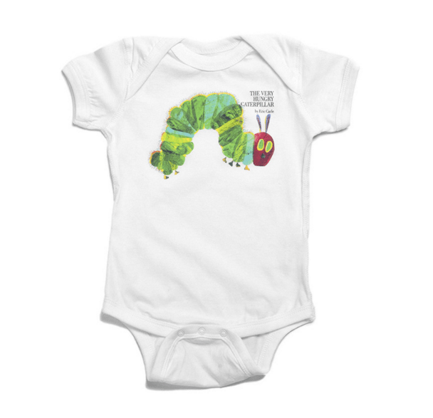 The Very Hungry Caterpillar Onesie
