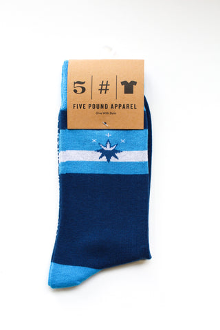 Springfield Flag Sock - Stripe