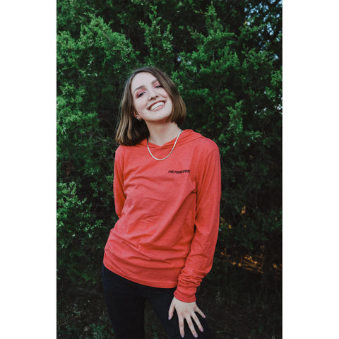 5 Pound Pullover - Red