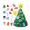 Felt Fabric Christmas Tree Decoration