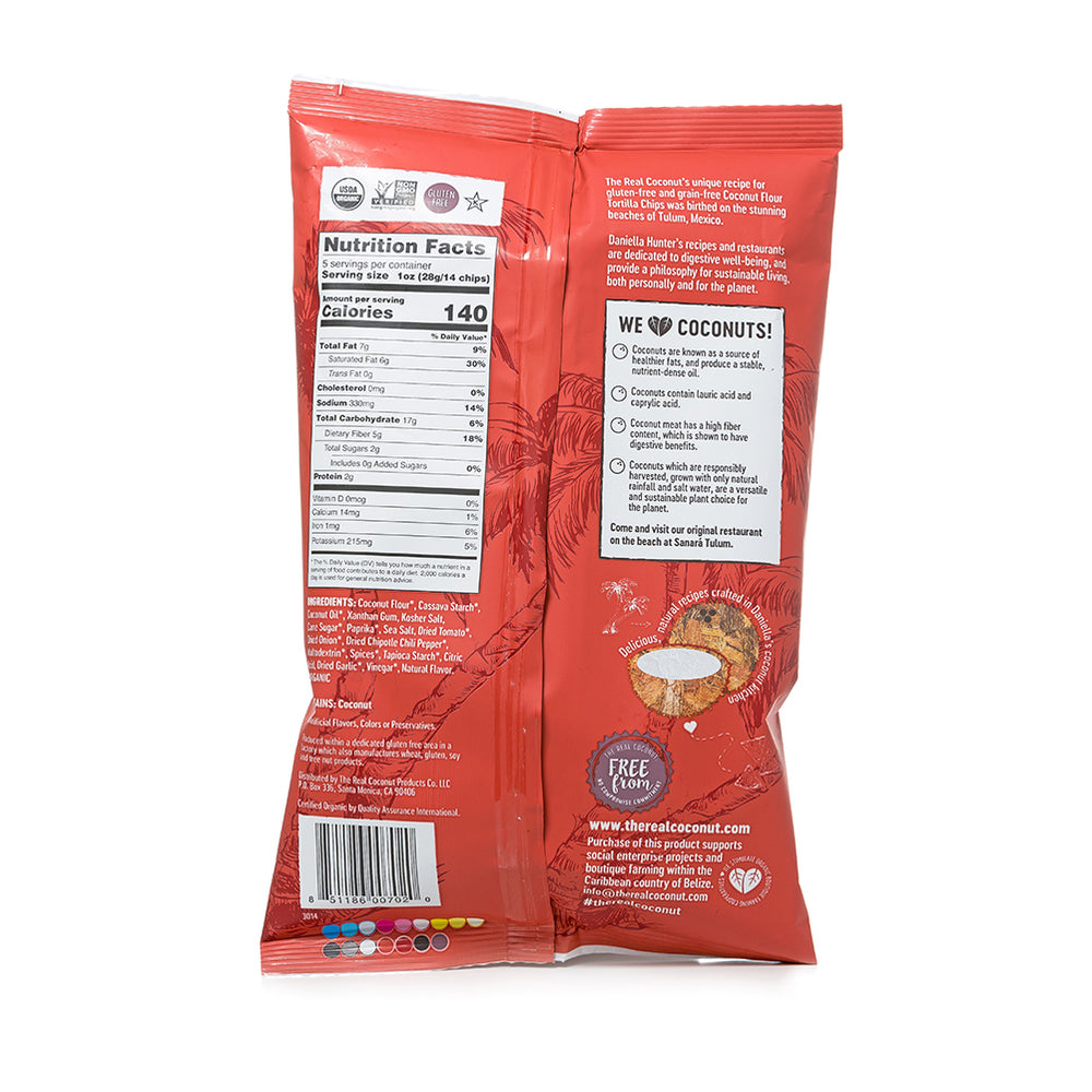 MULTIPACK Tortilla Chips 155g x 6 Packs