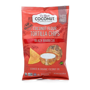 BEACH BARBECUE Tortilla Chips 155g (6 Packs)