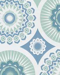 Mini Moderns Darjeeling Chalkhill Blue, Easy Up