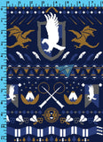 R32 - Ravenclaw (choose fabric base)