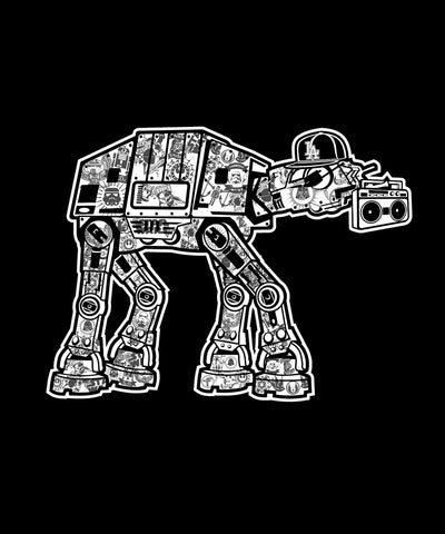 AT-AT Tee Panel (sizes available)