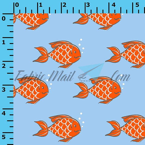 R39 - Fish Out of Bags (Choose Fabric Base) Available now