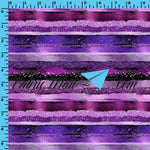 R39 - Stripes Purple Sparkles (Choose Fabric Base) Available now