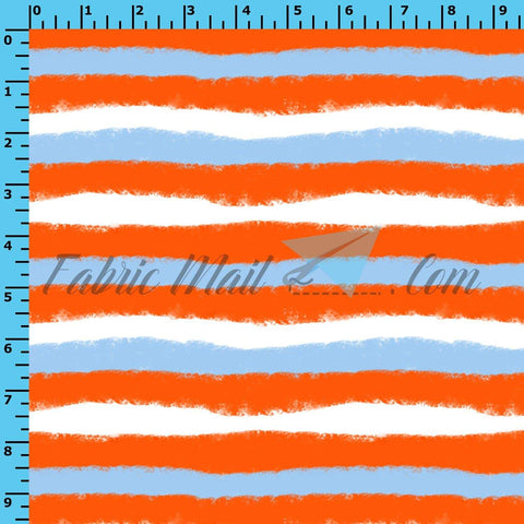 R39 - Fishie Stripes (Choose Fabric Base) Available now