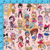 R40 - Surprise Dolls (Choose Fabric Base) Available Now