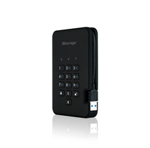 iStorage diskAshur2 - Phantom Black