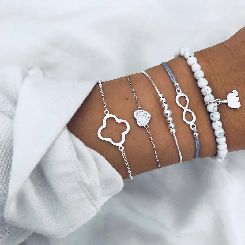 Bracelet Set Lucky Love