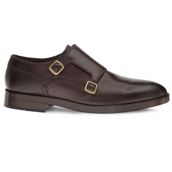 Harrison Double Monk Strap