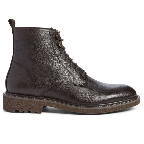 Trenton Plain Toe Boot