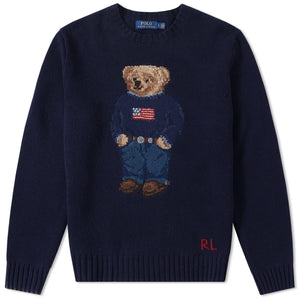 Bear Isle Crewneck Sweater