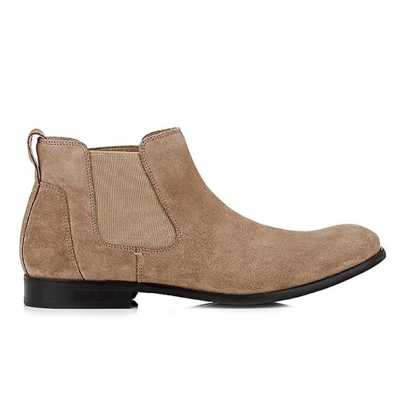 Star S Suede Boot