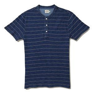 Stitch Striped Henley