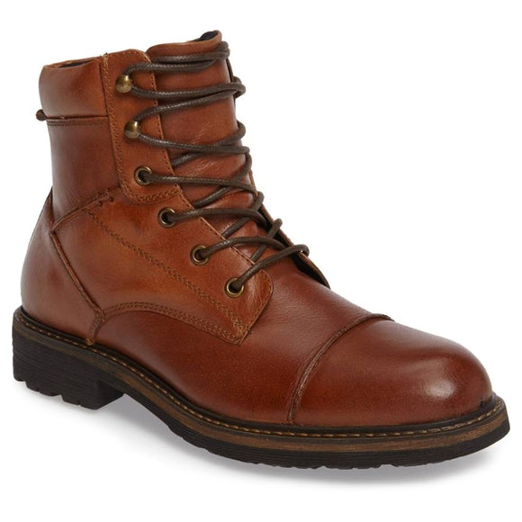 Derek Cap Toe Boot