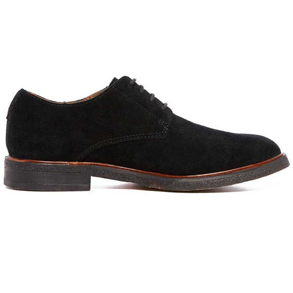 Clarkdale Moon Suede Oxford