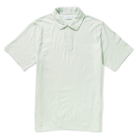Jake Short Sleeve Wool Polo