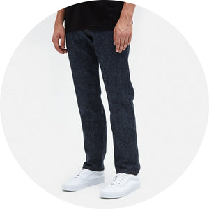 Weird Guy Brushed Stretch Selvedge Jeans