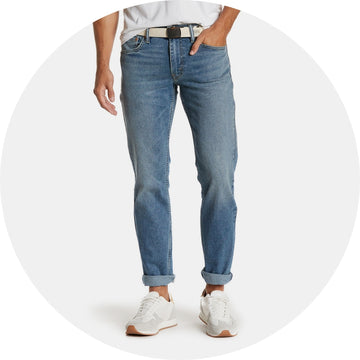 Levi's 511 Slim Fit Straight Leg Jean