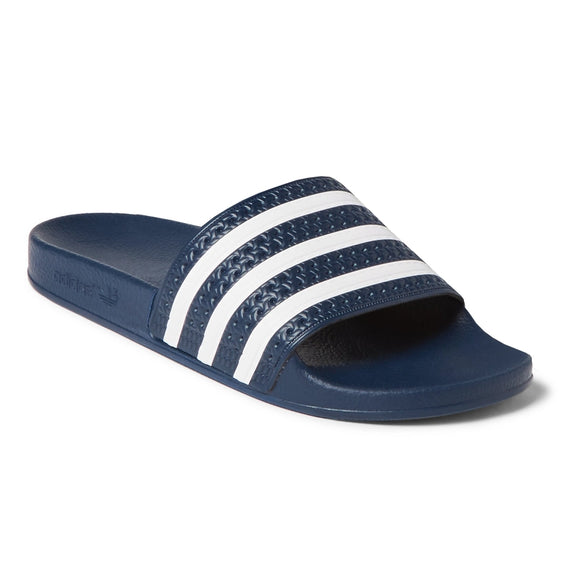 Adilette Textured-Rubber Slide Sandal