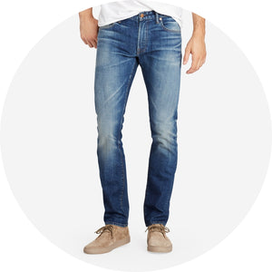 Selvage Stretch Jean