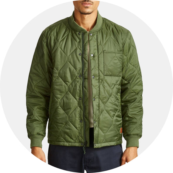 Crawford Quilted Jacket