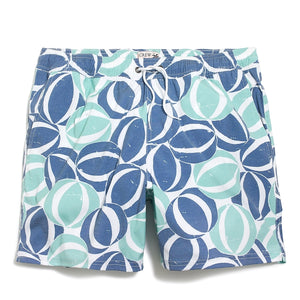 "6"" Flex Printed Swim Short"