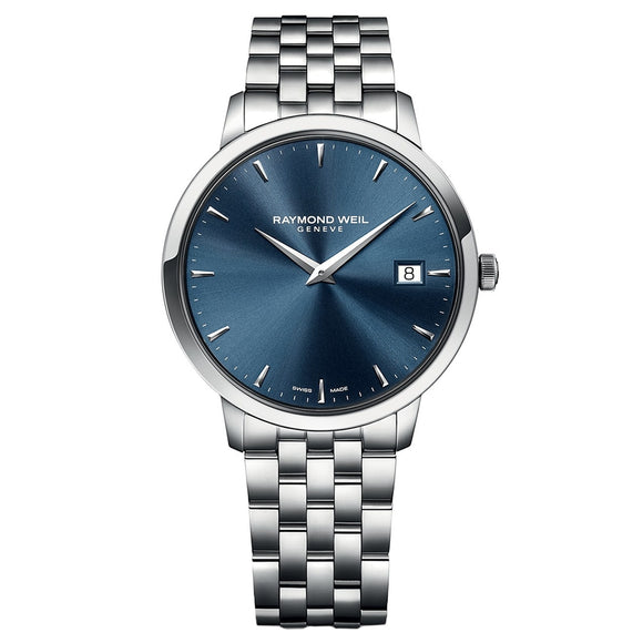 Toccata Stainless Steel Watch