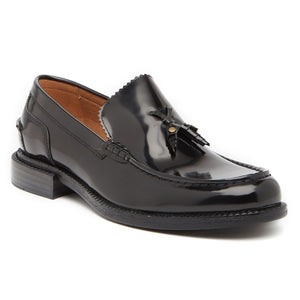 Roman Leather Tassel Loafer