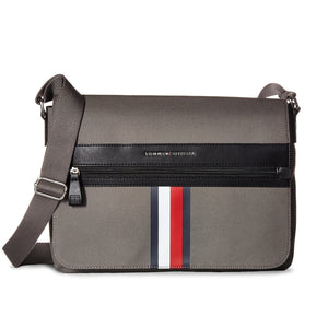 Icon Canvas Messenger Bag