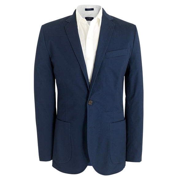 Thompson Unstructured Flex Chino Blazer