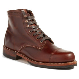 Adrian Cap Toe Boot