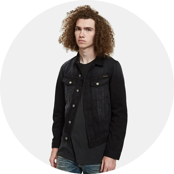 Billy Dark Shist Denim Jacket