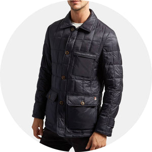 Butler Heat System Quilted Walking Jacket