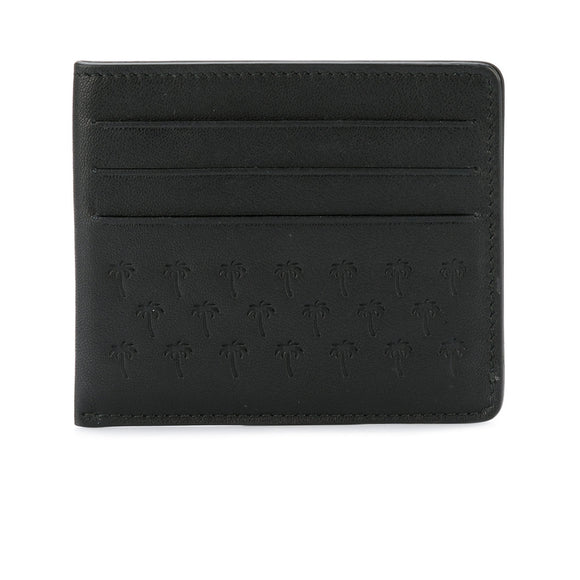 Palm Trees Embossed Wallet