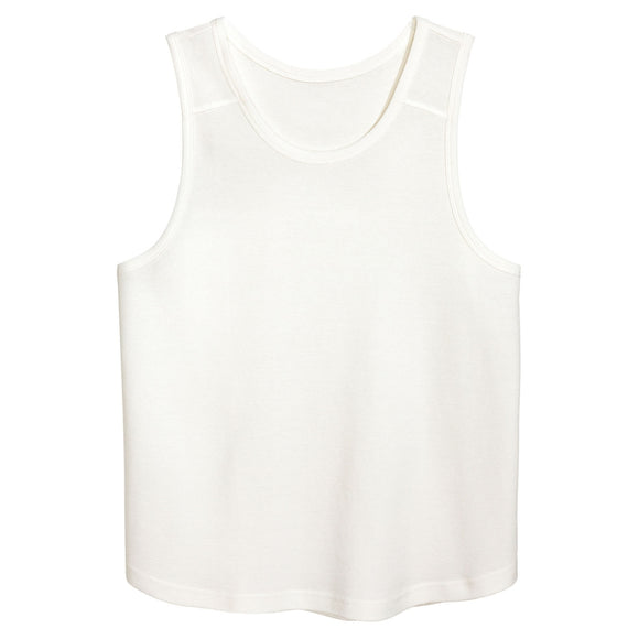 Rounded Hem Tank Top