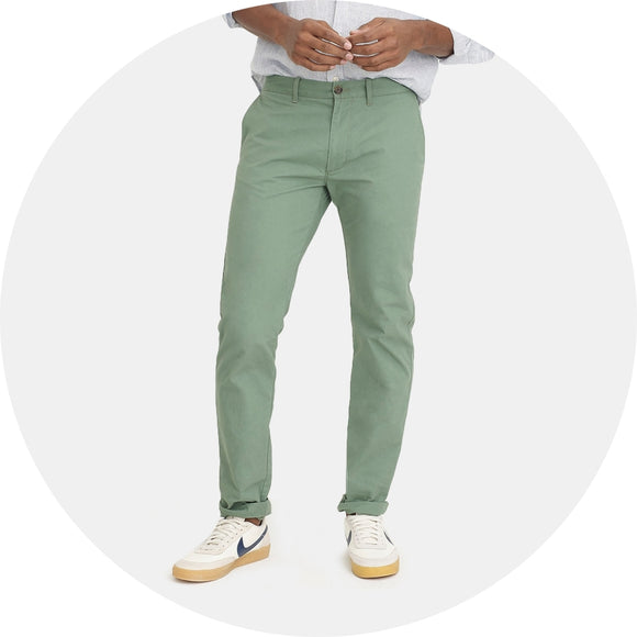 Driggs Slim-Fit Lightweight Chino