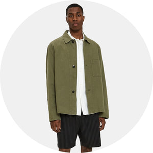 MHL 3 Button Jacket