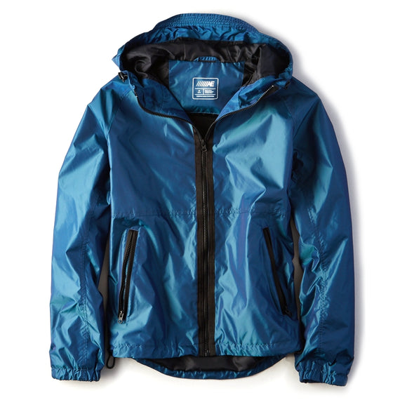 Iridescent Windbreaker