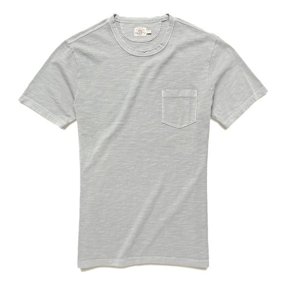 Garment Dye Pocket Tee