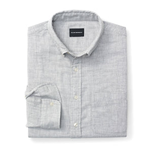 Slim Double-Faced Shirt