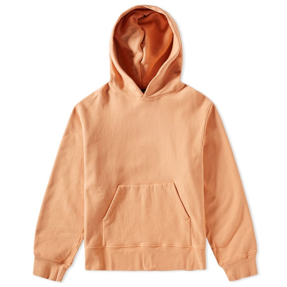 Warning Orange Hoodie