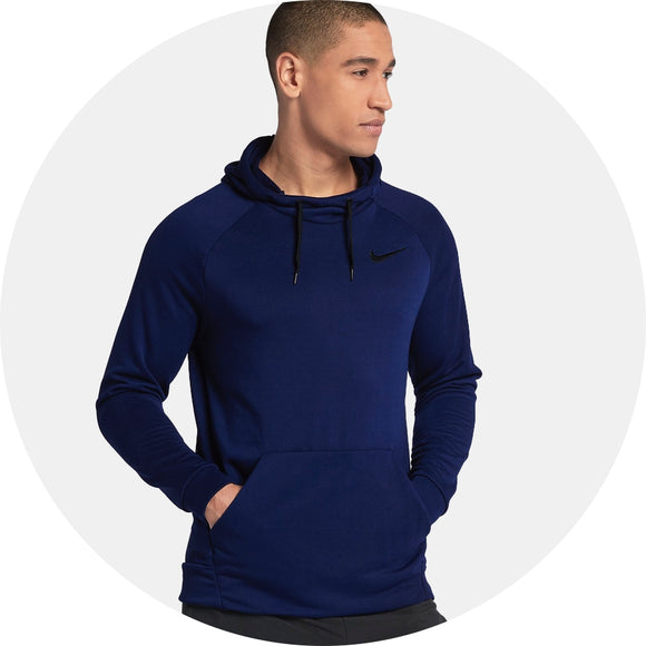Dry Pullover Training Hoodie