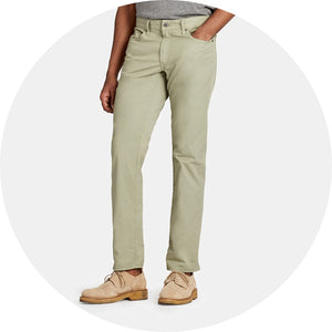 Summer Weight Italian 5-Pocket Pant