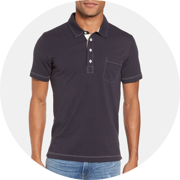 Pensacola Slim Fit Polo