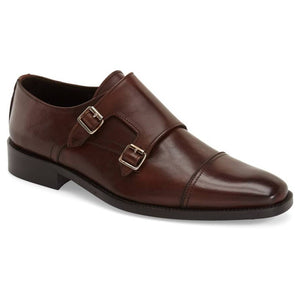 Morgan Double Monk Strap
