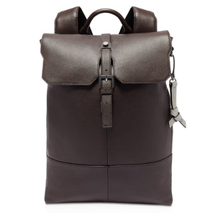 Beach Leather Backpack