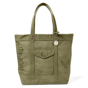 Military Canvas Tote